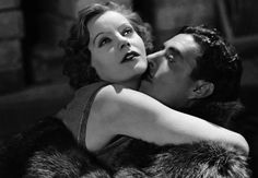 Flesh and the Devil, 1926 | Silent Film Festival www.silentfilm.org #GretaGarbo #silentfilm #JohnGilbert