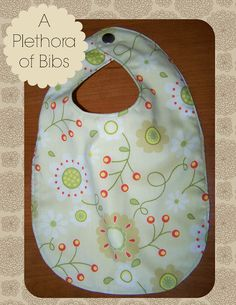White Clover Home: A Plethora of Bibs