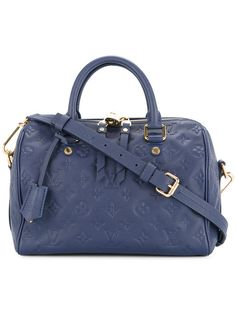 a16392d93a0e Louis Vuitton Vintage Speedy 25 Bandouliere Bag - Farfetch