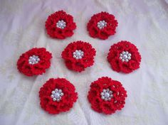 мартеници | Ръчна изработка Crochet Earrings, 8 Martie, Handmade, Jewelry, Stud Earrings, Accessories, Create, Hand Made, Jewlery