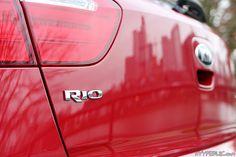 Wie in dem Testbericht des neuen Kia Rio bereits angekündigt folgt hier nun die Bildergalerie des Facelift. Dieser Kia Rio ist in der
