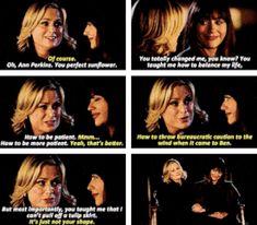 Leslie and ann heterosexual meaning