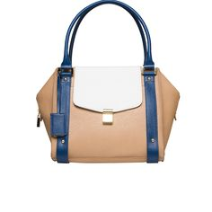 I got the Ivanka Trump Ashleigh Double Shoulder Bag in my May LittleBlackBag!  This is the purse I used to open the bag.