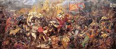 Jan Matejko, Bitwa pod Grunwaldem (Battle of Grunwald)
