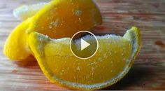 Ecco Perché Dobbiamo Congelare Sempre I Limoni….Non Ne Avevo Idea!!!