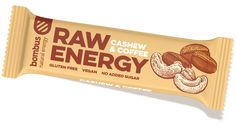 Cashew & coffee | Bombus natural energy