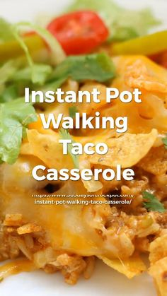 Using A Pressure Cooker, Instant Pot Pressure Cooker, Pressure Cooker Recipes, Crockpot Recipes, Cooking Recipes, Yummy Recipes, Yummy Food, Mexican Food Recipes, Mexican Dishes