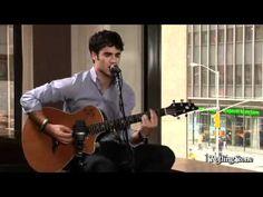 Darren Criss RollingStone.Com Acoustic Performance Animal