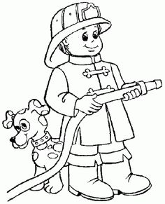 Stunning Fireman Coloring Book Pictures - New Coloring Pages ...