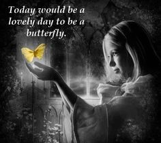 Good morning and think about the life of butterfly. A caterpillar emerges from his cocoon as a beautiful butterfly and takes flight, so you will emerge from this segment of your life and fly onward and upward. Many blessings, Cherokee Billie