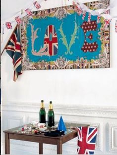 Love Union Jack Style -rug by Paul Smith