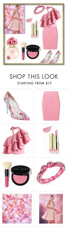 """Untitled #702"" by izzystarsparkle ❤ liked on Polyvore featuring Betsey Johnson, T By Alexander Wang, Chicwish, Milani, Bobbi Brown Cosmetics and Ted Baker"