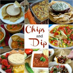 Chips and Dip Recipes:: PocketChangeGourmet.com