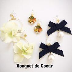 オーダーメイド♡ロングリボン の画像 神戸 フラワーアクセサリーショップ Bouquet de Coeur