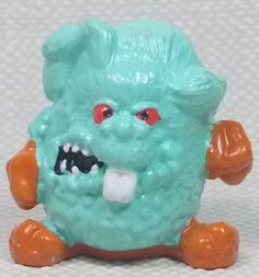 Thingz that go bump in the night - Mini Figure - The Dust Ball Thing Bump, Free Delivery, Night, Mini, Ebay