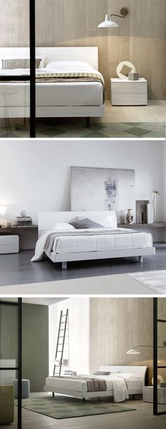 Ein modernes Schlafzimmer von Livitalia aus Italien. #inspiration ...