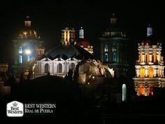 Un viaje que debe realizar. EL MEJOR HOTEL EN PUEBLA. Nuestra ciudad, es una de las más hermosas y representativas de México. Museos, construcciones de estilo barroco, iglesias, conventos y una deliciosa gastronomía, son motivos suficientes para viajar y sorprenderse con todo esto y más. En Best Western Real de Puebla, le invitamos a planear sus próximas vacaciones a este inigualable lugar. Reserve su estancia con nosotros, llamando al (222)2300122. #bestwesternpuebla