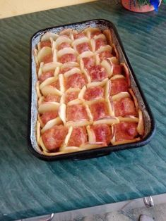 mai-ebed-fasirt-krumpliagyon Delicious Dinner Recipes, Yummy Food, Waffles, Bacon, Pork, Food And Drink, Cooking Recipes, Sweets, Lunch