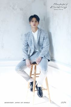 Jun (준) is a Chinese singer, dancer, and actor under Pledis Entertainment. He is a member of the boy group SEVENTEEN and its performance team. Woozi, Wonwoo, Jeonghan, Seungkwan, Seventeen Performance Team, Seventeen Debut, Hip Hop, Vernon, K Pop
