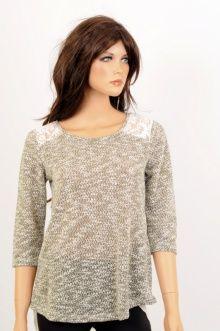 Piękna bluzka damska dostępna na http://lamod.pl/k48,odziez-damska-bluzki.html