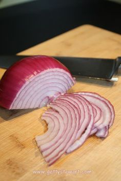 Onions - Info, Tips & Recipes on Pinterest | Onions, Baked ...