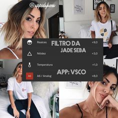 Photo Editor - Photography Tips You Need To Know About Photography Filters, Photography Editing, Insta Photo Ideas, Photo Tips, Apps Fotografia, Best Vsco Filters, Vsco Themes, Filters For Pictures, Photo Editing Vsco