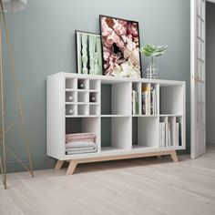 The IKEA Kallax line Storage furniture is an important element of any home. They offer order and help you keep track. Stylish and wonderfully simple the rack Kallax from Ikea , for example. Diy Ikea Kallax, Ikea Kallax Regal, Ikea Eket, Ikea Furniture Hacks, Ikea Hacks, Diy Hacks, Furniture Dolly, Cheap Furniture, New Swedish Design