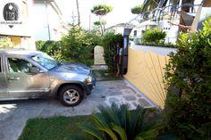 #Cancello a Ventaglio Risparmio di spazio e guadagno di un posto auto. visitate il nostro sito www.ferro-battuto.net