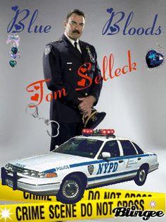 Tom Selleck in Blue Bloods