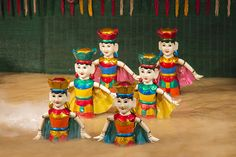 in locum mundo — Golden Dragon Water Puppet Theater, Ho Chi Mihn...