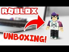 UNBOXING NEW ROBLOX TOYS - YouTube