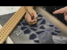 Behind Haute Couture. Atelier Lesage is a worldwide landmark in the art of embroidery, working for the greatest fashion and Haute Couture establishments.