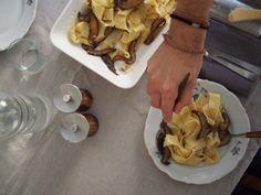 Taivaallinen portobellopasta - Hanna G Portobello, Stuffed Mushrooms, Pasta, Lunch, Dinner, Vegetables, Food Food, Drink, Lifestyle