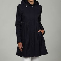 hooded raincoats for women - Google Search