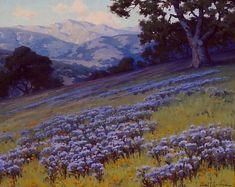 John Gamble Biography and Paintings