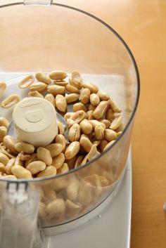 GWはお家で手作りフード!ピーナッツバターを作ってみよう!