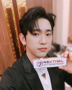 Jinyoung #nestival #thailand