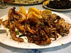 Garides (shrimp)