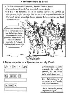 Blog Professor Zezinho : Atividades de História para 5° ano prontas para imprimir Darwin, Primary School, Social Studies, History, Memes, Sos Professor, Angel, Facebook, Reading Activities