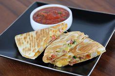 Applebee's Chicken Quesadilla Grande Recipe