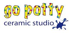 Go Potty Ceramic Studio Kids Party Venues, Birthday Party Venues, Christchurch New Zealand, Ceramic Studio, Logos, Children, Young Children, Boys, Birthday Party Locations