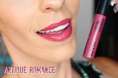 REVIEW + SWATCHES: NEW NYX Lip Lustre Glossy Lip Tints – Kitty Kat Does Makeup