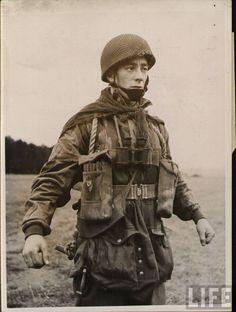 british paratrooper ww2