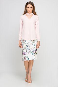 Floral, Skirts, Model, Pink, Fashion, Mathematical Model, Moda, Fashion Styles, Skirt
