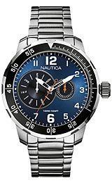 Nautica Multifunction Blue Dial Men's watch #N16595G NAUTICA. $155.00
