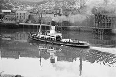 Uk History, Naval History, Tom Youngs, North East England, Tug Boats, Sunderland, Nautical Theme, Newcastle, Great Britain
