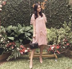 Ideas Party Birthday Dress Women For 2019 Dress Brukat, Batik Dress, Party Dress, Dress Ootd, Birthday Dress Women, Birthday Dresses, Model Dress Kebaya, Kebaya Lace, Business Dresses