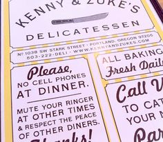 Kenny & Zukes Delicatessen Restaurant Portland, OR- Downtown Portland <3  LOVE, LOVE this place!!!