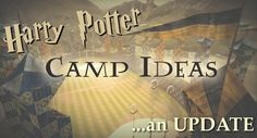 A few years ago I had decided to stop running our annual Harry Potter Day Camp. I figured since all the books had been published and all the movies were on DVD the popularity of it all would just go away. After speaking with some of the parents of campers who attended that particular summer, …