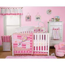 Trend Lab Dr. Seuss Oh, the Places You'll Go! 6-Piece Crib Bedding Set - Pink Babies R Us $179.99
